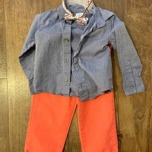 2T boys outfit